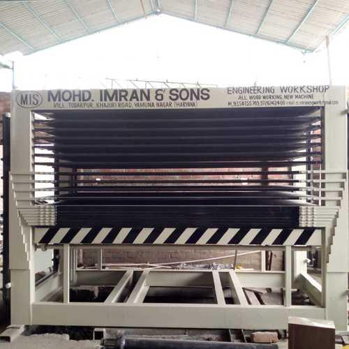 Core Dry Press Machine.