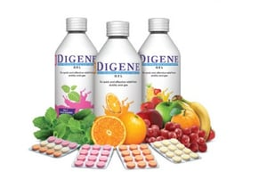 Digene Tablet And Syrup