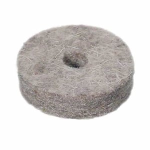 Top Rated Grey Felt Washer