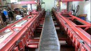 Wave Web Type H Section Steel Machine