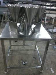 Stainless Steel Cone For Poultry Farm