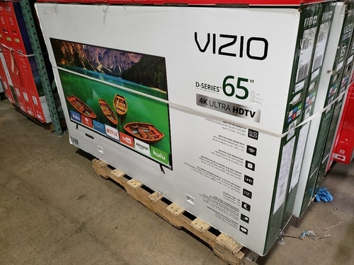 Refurbished 65'' LCD TV (VIZIO)