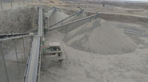 Durable Sand Making Plant