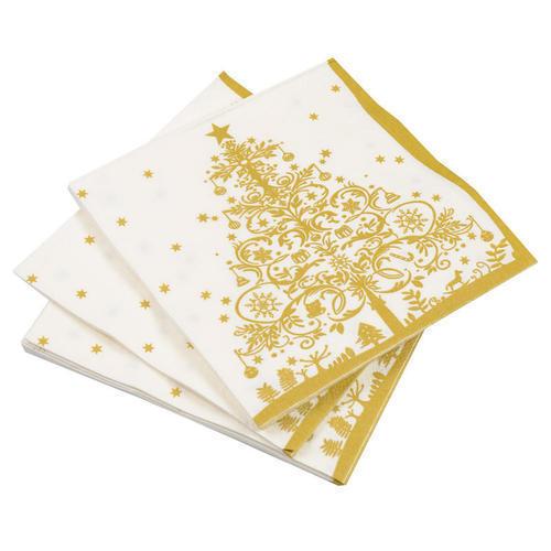 Smooth Surface Designer Paper Napkin