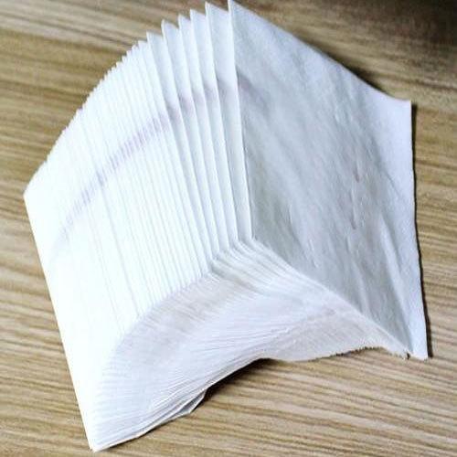 White Disposable Paper Napkin