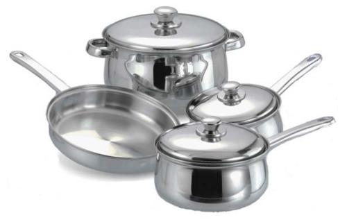 Belly Shape Cookware