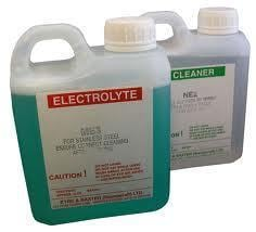 Electrochemical Cleaners