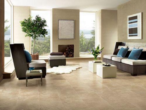 EMG | Egyptian Limestone Tiles | Brushed Tile