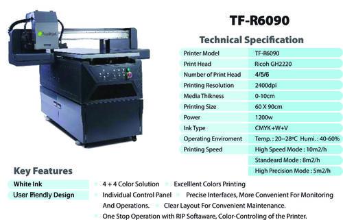 High Quality Flatbed Printer
