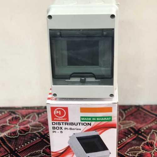 Ip65 4way Mcb Distribution Box With Window