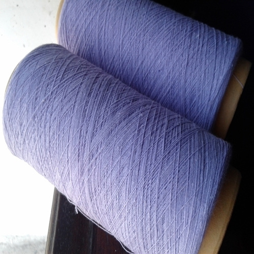 Open End Yarn 8/1 Violet Muda