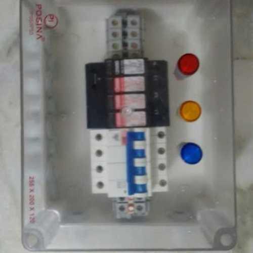 Solar Transparent Ac Junction Boxes