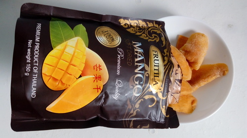 100% Pure Dried Mango