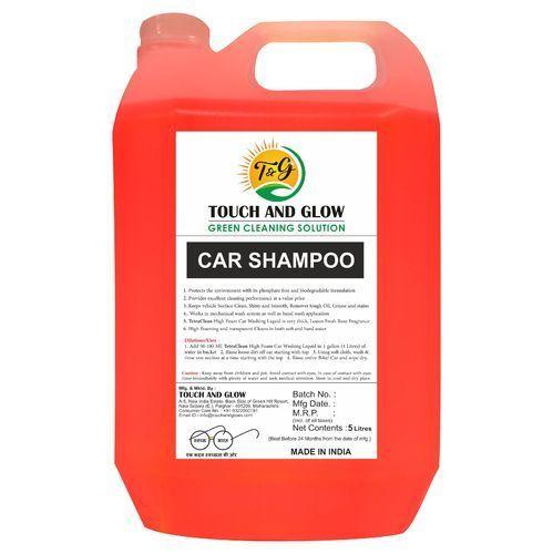 Top Quality Car Washing Shampoo