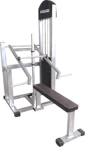 Bench Press And Shoulder Press