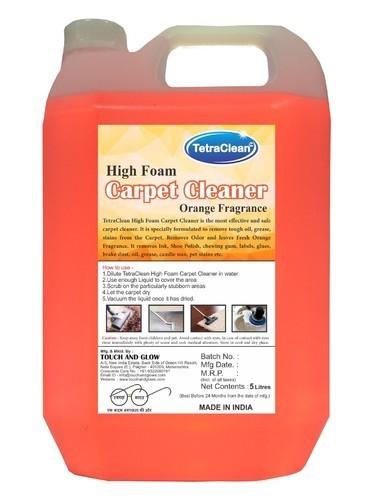 High Foam Carpet Cleaner