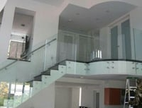 High Quality Glass Railing