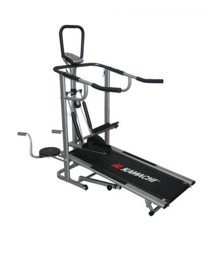 Manual 4 In 1 Treadmill