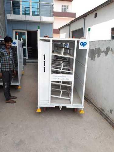 Material Handling Trolley