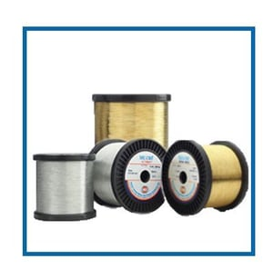 Mucut Plain And Coated Brass Wire