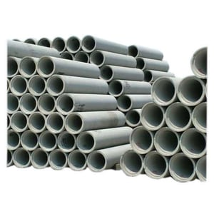 Sturdy Construction RCC Round Pipes