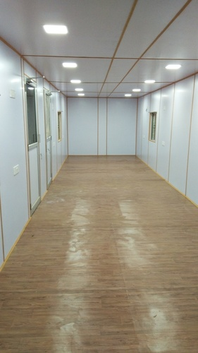 40X10 Plain Office Container