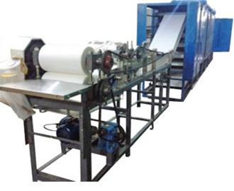 Papadum Making Machine