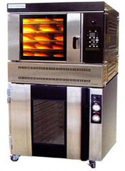 Gas and Electric Convection Oven