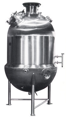 High Strength Vacuum Vessel