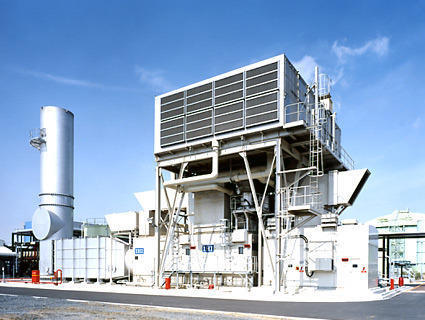 Robust Design Gas Power Plant