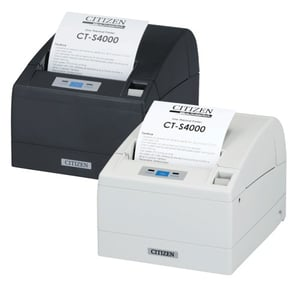 CITIZEN CT-S4000 Thermal Printer With Auto Cutter