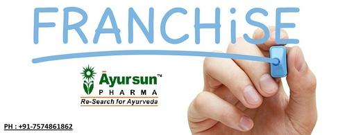 Ayurvedic Pcd Franchise Service