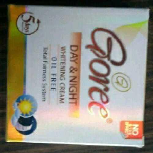 Goree Day Night Skin Whitening Cream in New Delhi, Delhi - ZM Cosmetic