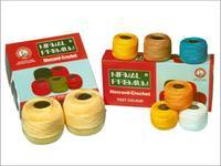 Polyester Cotton Embroidery Threads