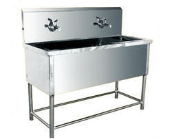 Stainless Steel Wash Sink