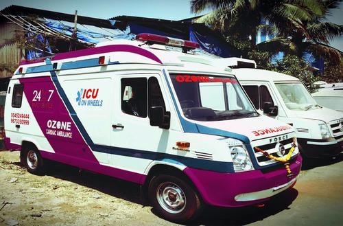 Emergency Ambulance Service, Emergency Ambulance Service At