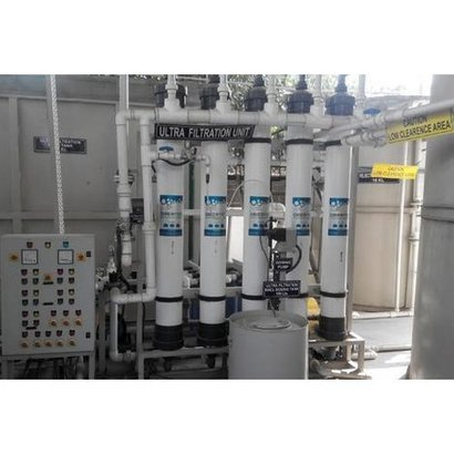 Industrial Ultra Filtration Plant