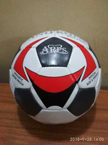 Black And White Football (Size-5)