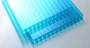 Colorful Plastic Fiber Glass