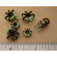 Round Small Toroidal Inductor