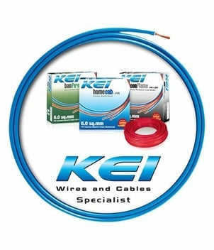 Flame Proof Wires And Cables (KEI)