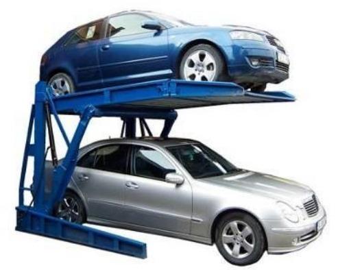 Robust Design Mini Car Parking