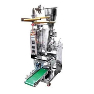 Jelly Pouch Packing Machine