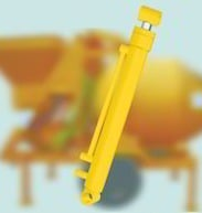 Construction Machine Hydraulic Cylinder