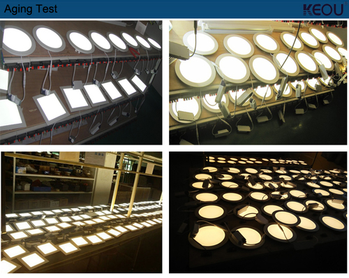12w Slim Panel Light