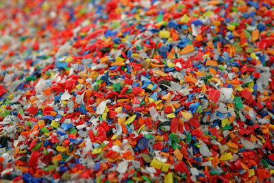 High Grade Recycled Plastic
