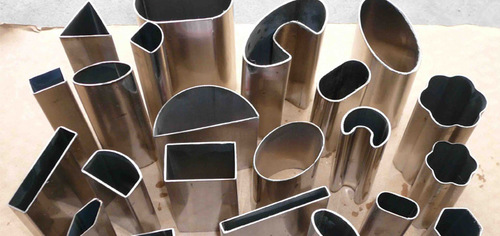 Different Types Section Tubes
