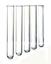 Laboratory Glass Test Tubes