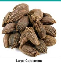 Natural Black Large Cardamom