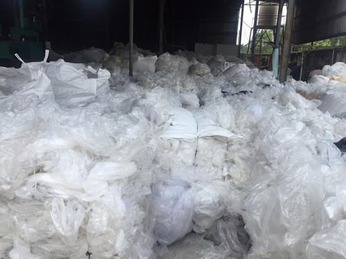 100% Clear PET Bottles Plastic Scrap